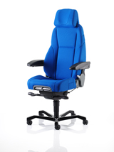 KAB K4 Premium Chair in fabric